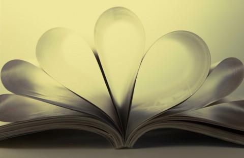 Afbeelding open boek