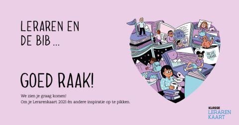 Banner Lerarenkaarten 2021