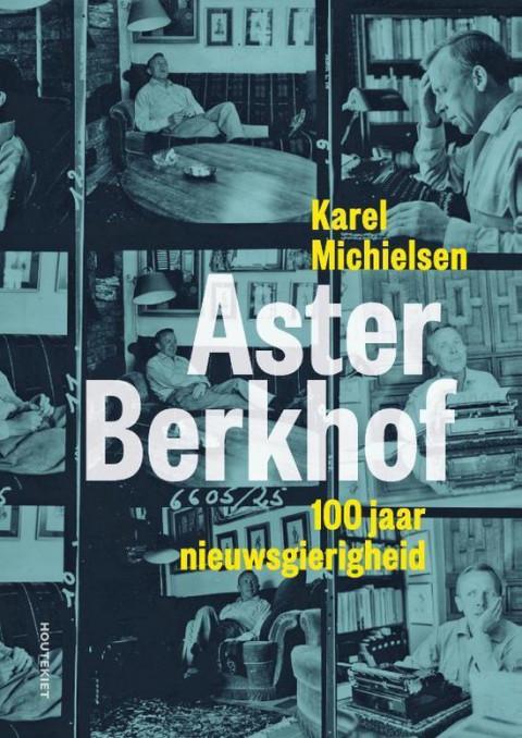 Afbeelding boek cover Aster Berkhof