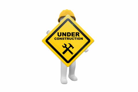 Afbeelding Under Construction